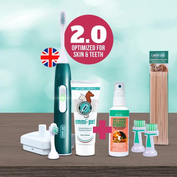 emmi®-pet 2.0 Skin & Tooth Care Set