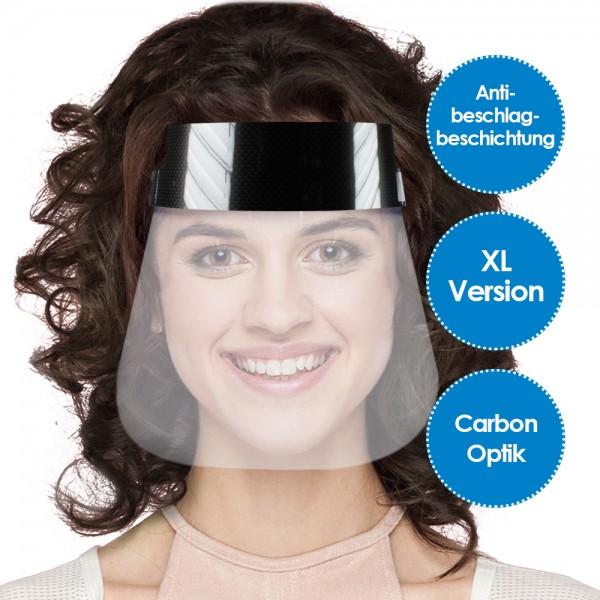 Face Shield *carbon*