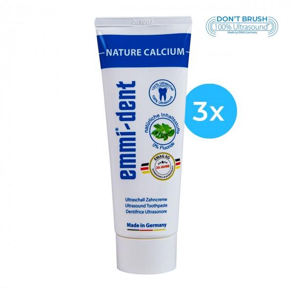 """Ultrasonic Toothpaste - """"nature calcium"""" 3"""