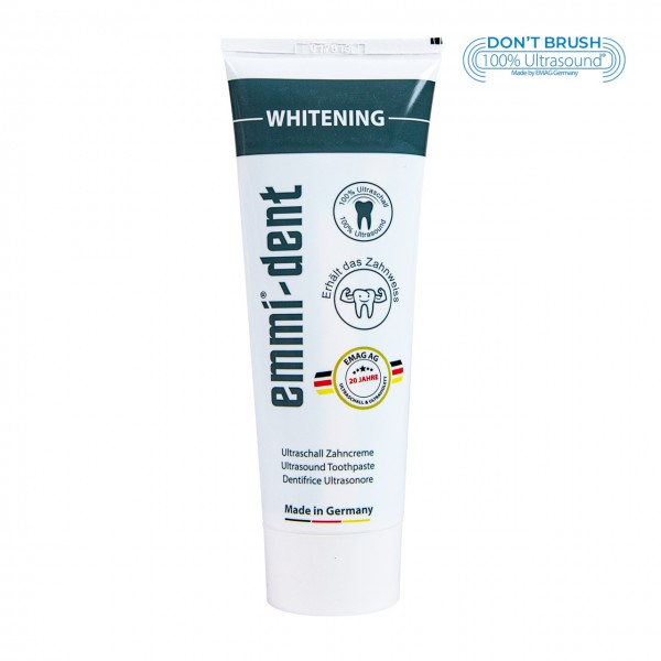 "Ultrasonic Toothpaste - ""whitening"""
