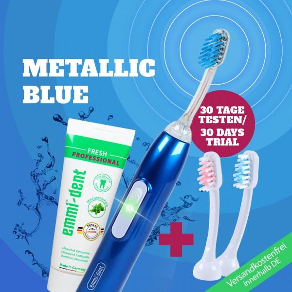 Ultrasonic toothbrush - Basic Set Dark Blue