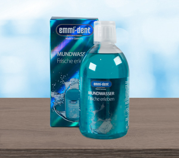 emmi®-dent Mouthwash