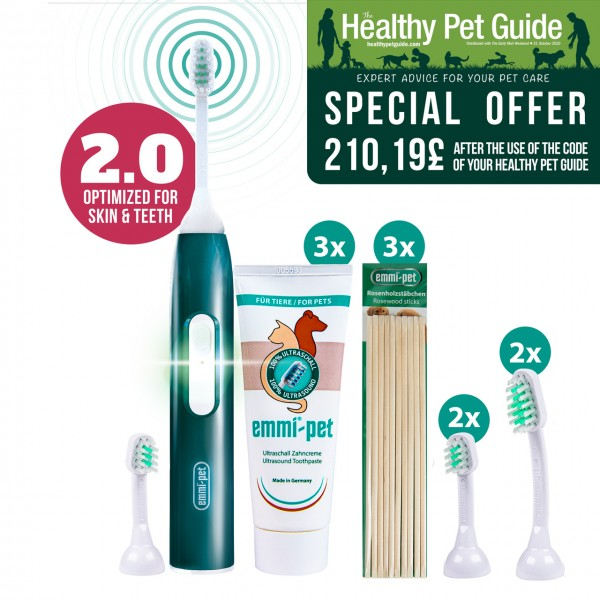 emmi®-pet 2.0 Healthy Pet Guide Deal Set