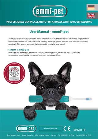 Emmi-pet User Manual