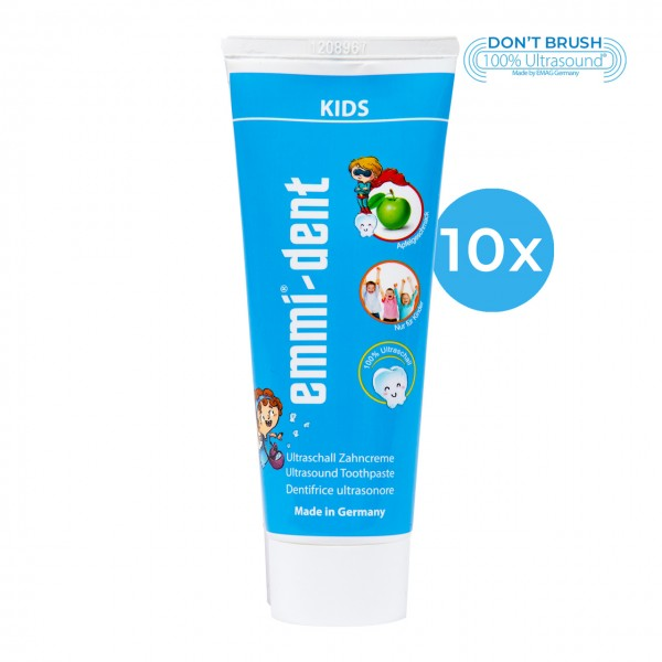"Ultrasonic Toothpaste - ""kids"" 10"