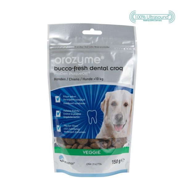 Orozyme® Bucco-Fresh Dental Croq for dogs over 10 kg