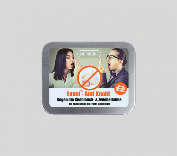 Emmi®-life - Anti Garlic Tablets