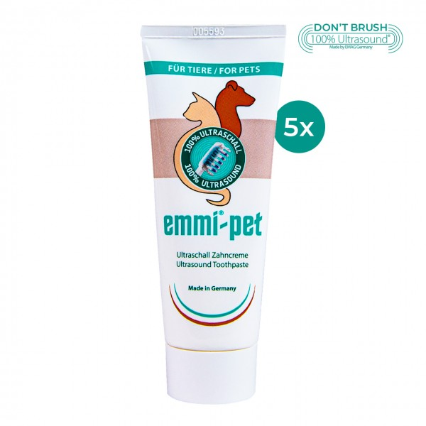 Ultrasonic-Toothpaste emmi®-pet - 5
