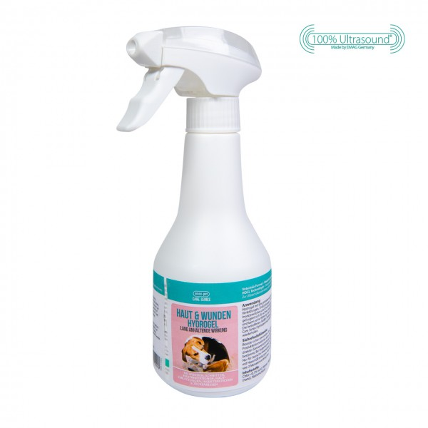 HOCL Hoof, skin & wound hydrogel - 350ml