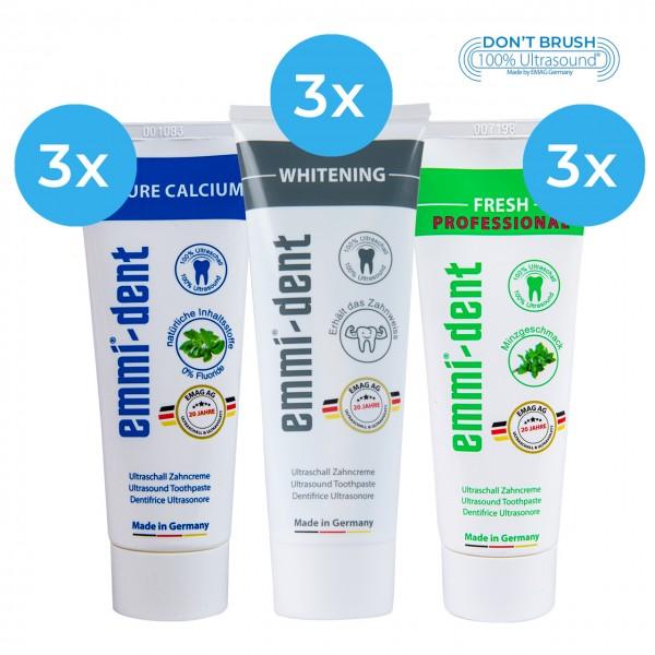 Ultrasonic Toothpaste - Prevention Set