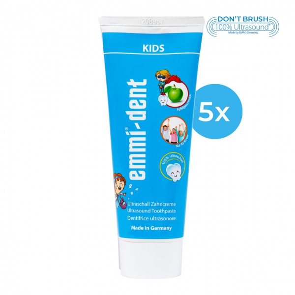 "Ultrasonic Toothpaste - ""kids"" - 5"